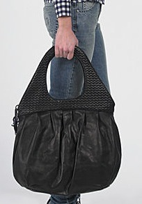 D~LuxeList: McQ Leather Hobo with Charms