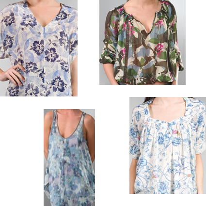 D~LuxeList: Weekly LuxeList | Spring Florals :  spring florals geren ford larok elizabeth and james