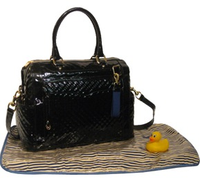 D~LuxeList: Rebecca Minkoff Knocked Up Diaper Bag